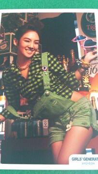少女時代   ヒョヨン�@ 韓国公式グッズ 写真