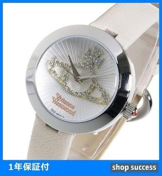 新品 即買///ヴィヴィアンウエストウッド 女性 腕時計 VV150WHCM