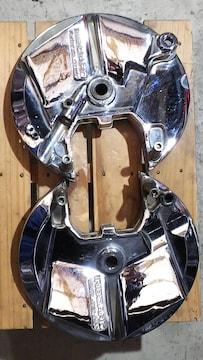 CBX ダブルインボード フルメッキ