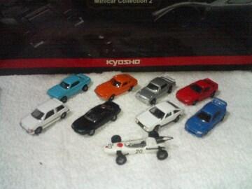 ローソンミニカー2  国産名車コレ  全8種プラス1シークレット