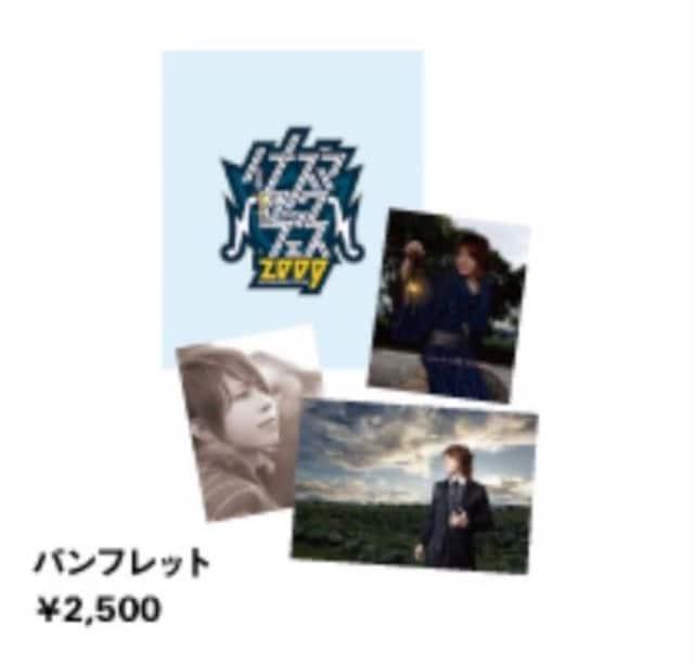 TMR☆イナズマロックフェス☆2009☆パンフレット  < タレントグッズの