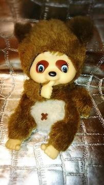モンチッチ タヌタヌ 昭和 レトロ ぬいぐるみ タヌキ たぬき 狸