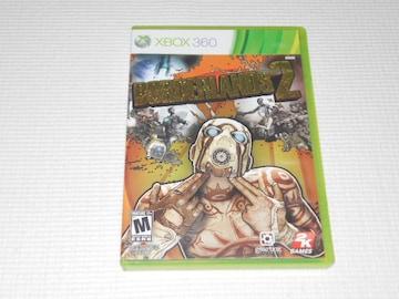 xbox360★BORDERLANDS 2 海外版(国内本体動作可能)