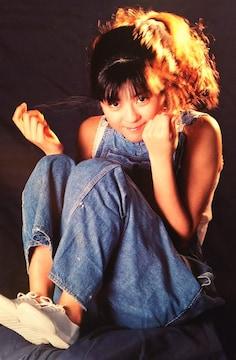 中山忍・高橋由美子【Aquila】1990年すっぴん5月号増刊号切取
