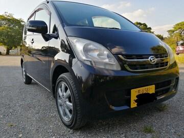 【コミコミ価格】 ダイハツ ムーヴ L175S 車検約2年 フルセグ テ