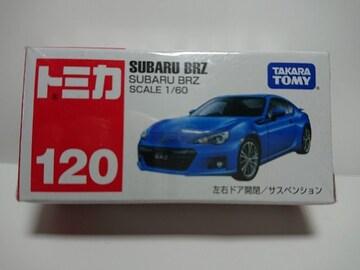 トミカ120 スバル BRZ 1/60 未開封