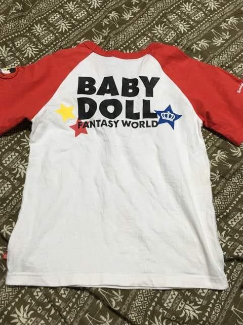 BABYDOLL Tシャツ 130 < ブランドの