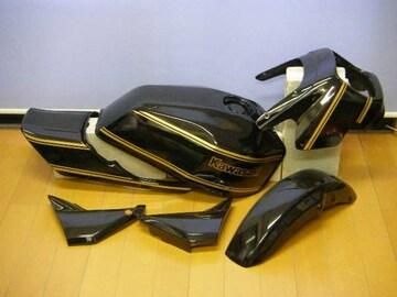 ZRX400塗装用マスキングステッカー�D