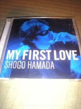 CD:浜田省吾 MY FIRST LOVE 帯なし