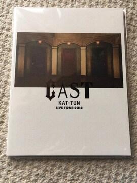 KAT-TUN LIVE TOUR 2018 CAST 会場限定 パンフレット