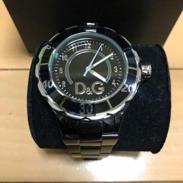 D&G ドルチェ&ガッバーナ メンズ 腕時計 ドルガバ