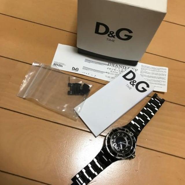 D&G ドルチェ&ガッバーナ メンズ 腕時計 ドルガバ < ブランドの