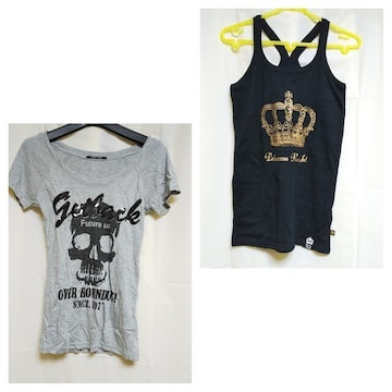 One way★ROCK/PUNK★Tシャツ&COMME CA × Princess Knight