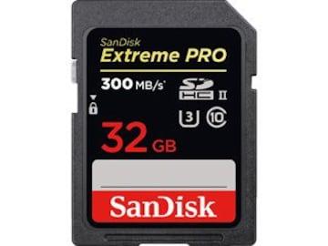 サンディスク エクストリーム プロ SDHCカード 32GB