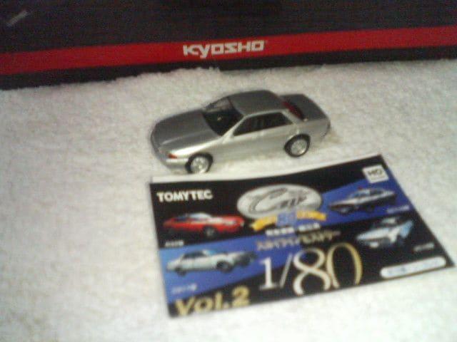 1/80 ハチマルコレクション2 スカイライン1 R32 GTS-t 4Dr.シルバー  < ホビーの