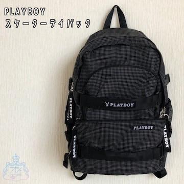 PLAYBOY (プレイボーイ) 『リュック(男女兼用) 』新品タグ付