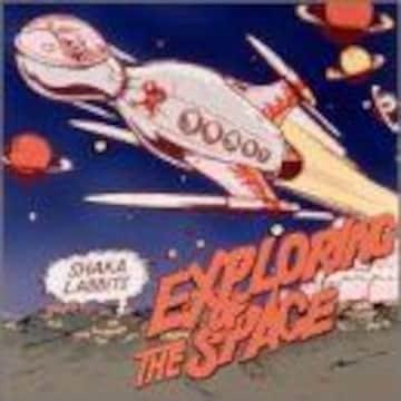 《シャカラビッツ》EXPLORING OF THE SPACE SHAKA LABBITS ROCK