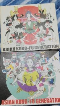 ASIAN KUNG-FU GENERATION ベストヒットAKG DVD付き2枚セット