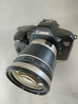 Canon EOS 850 + TAMRON AF 28-200mm ジャンク
