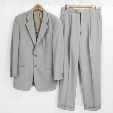 ARMANI COLLEZIONI アルマーニコレツィオーニ ウール スーツ グレー 48