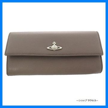 新品 即買い■ヴィヴィアンウエストウッド 財布 321555-SHE-GRY