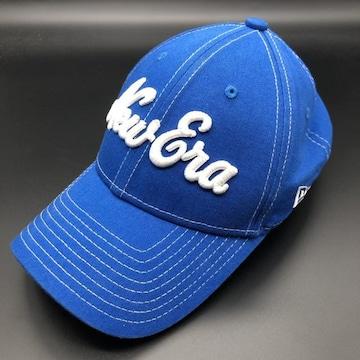 即決 NEWERA ニューエラ キャップ 青 ブルー