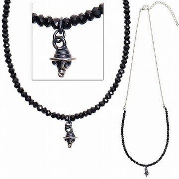ONEPIECE×And A×Circle Bites ルフィー ネックレス 正規アンドエー 新品 即