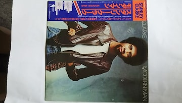 LPレコード、モダンマン/スタンリークラーク