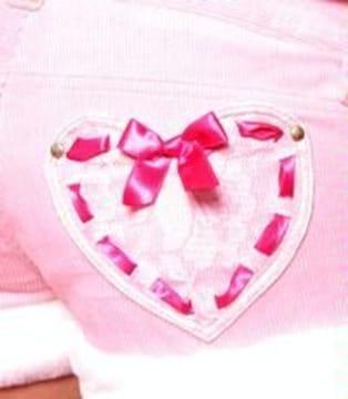 均一sale☆MARSハートポケットファー付ショーパンピンク24新品