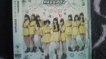 激レア!☆ぱすぽ/STEP&GO☆初回盤ビジネスクラス盤/CD+DVD☆新品未開封!
