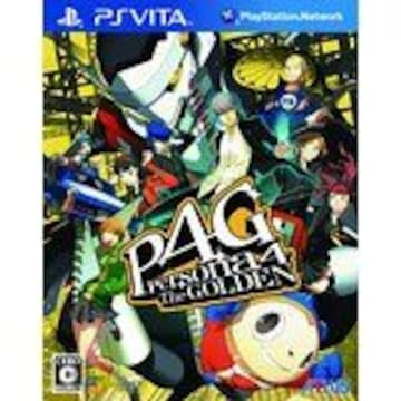 ■PlayStation Vita『ペルソナ4 ザ・ゴールデン』