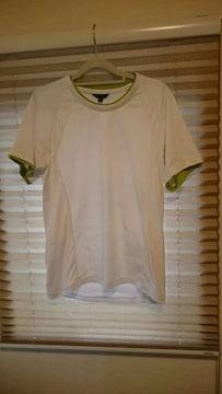 UNIQLO♪メンズTシャツ☆Mサイズ☆ポリエステル♪
