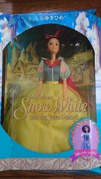 ディズニー白雪姫ドール