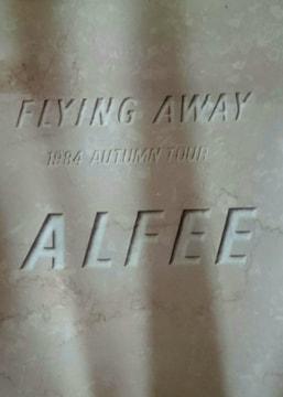 アルフィー ALFEE FLYING AWAY 1984 AUTMN TOUR パンフレット