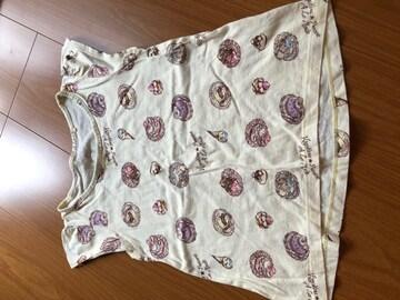ユニクロUT キラキラプリキュアアラモード 半袖Tシャツ110