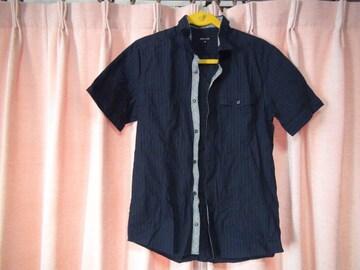 MICHEL KLEINのドレスシャツ(M)!。