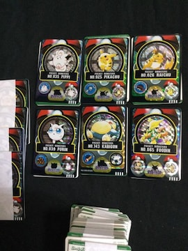 ポケットモンスターシールダス2……40セット