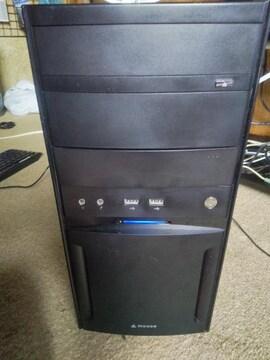 FRONTIER Win10 i3(3220) HDD320GB メモリ 4GB