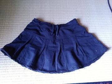 tommy  jeans☆スウェットミニスカ