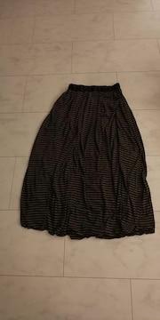 シュカ☆マキシスカート☆L☆