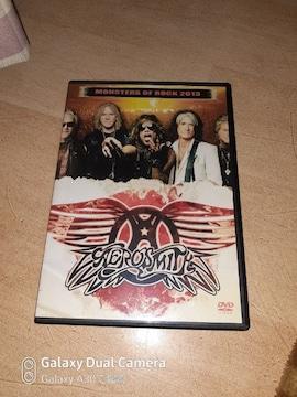 [DVD]エアロスミス ライヴ MONSTERS OF ROCK 2013
