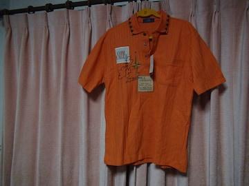 COM EAGLEのポロシャツ(M)新品タグ付き日本製!。
