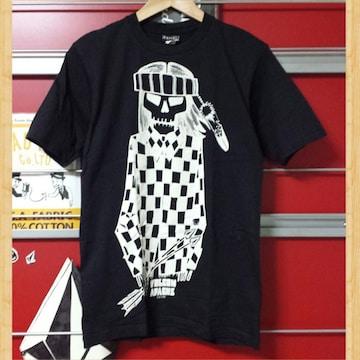 VOLCOM ボルコム Tシャツ S Kj インディアン レア 美品