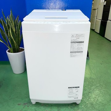 ◆TOSHIBA◆全自動洗濯機 2018年 8kg 大阪市近郊配送無料
