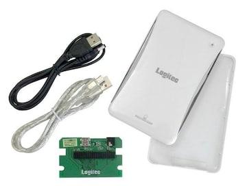 ☆Logitec HDDケース 2.5インチ PATA(IDE)専用 USB2.0
