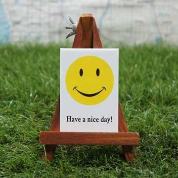 新品【マグネット】Smiley/スマイリー Have a Nice Day!