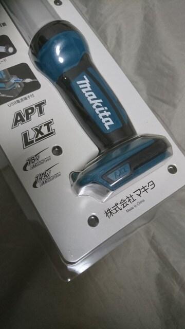 送料込み!新品:マキタ:充電式LEDワークライトML807本体のみ < ペット/手芸/園芸の