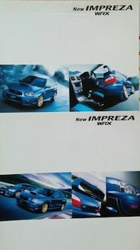 インプレッサ WRX