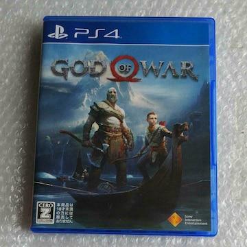 PS4 ゴッドオブウォー GOD OF WAR