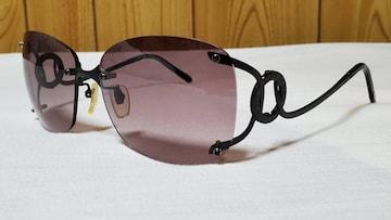 正規レア ブルガリ B-zeroロゴメタルサングラス 黒メタリック×濃茶 VAMPS KAZ着
